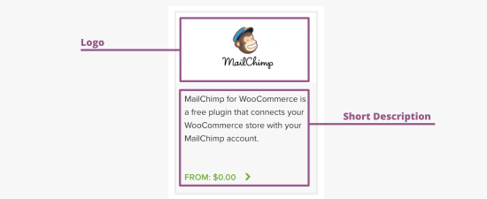 WooCommerce Marketplace Product Card