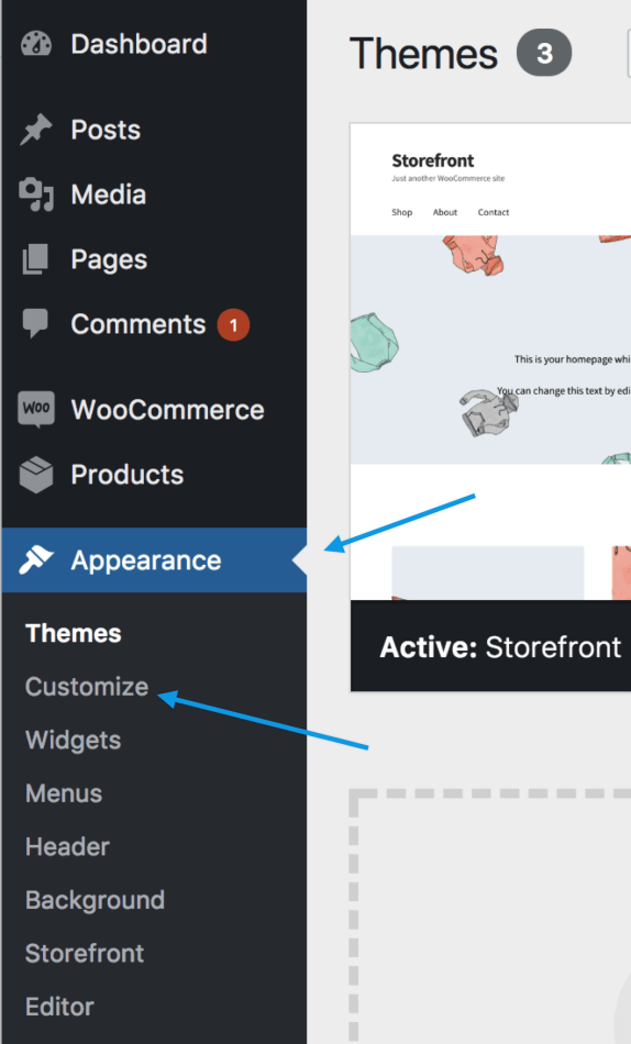 WooCommerce Customizer - Manage Store Notice, Catalog View a