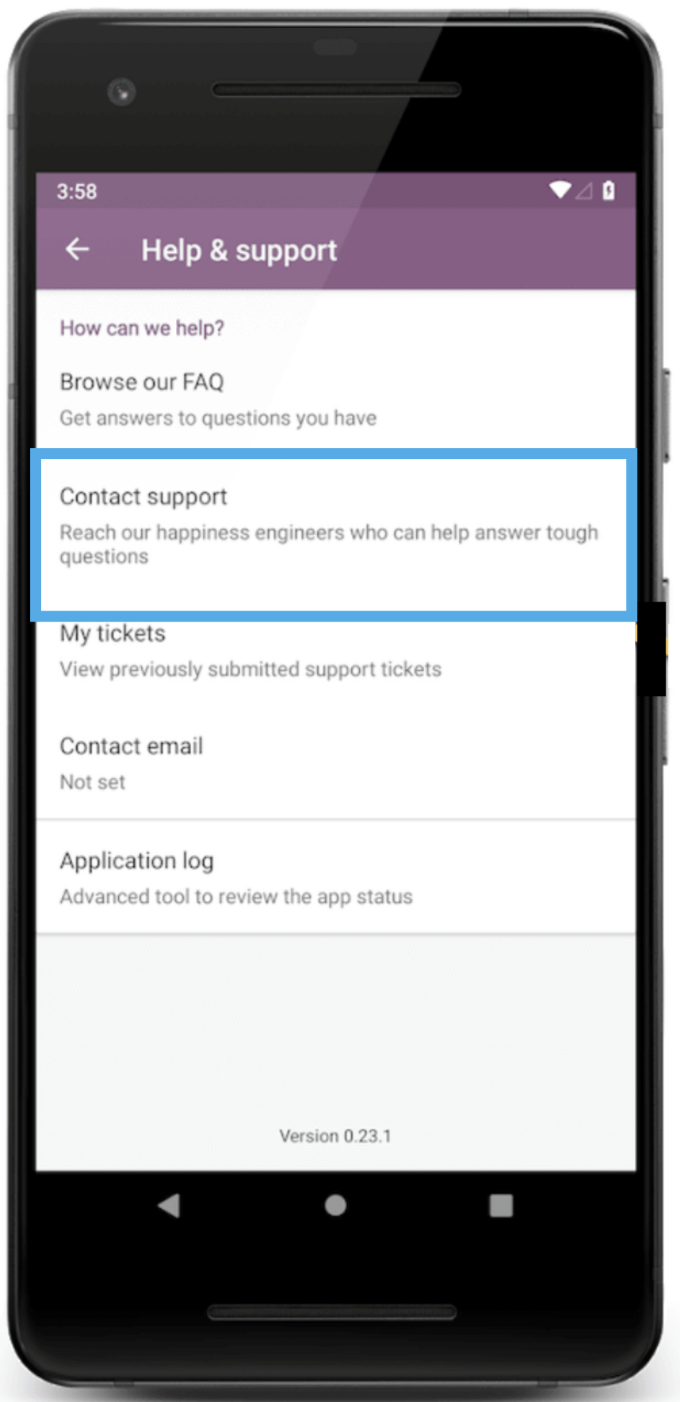 Android Help App woocommerce for android - woocommerce docs