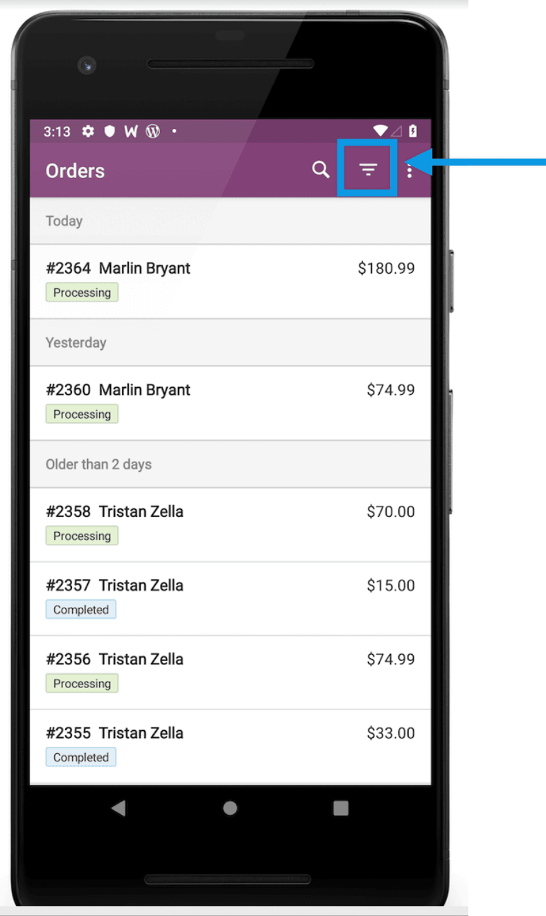 WooCommerce for Android - WooCommerce Docs