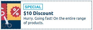 Smart Coupons Style Special