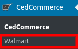 CedCommerce Walmart