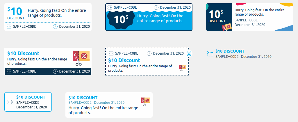 Smart Coupons change display format of expiry date (after)